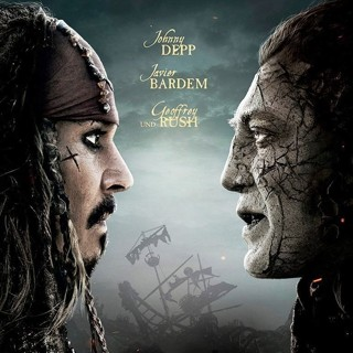 Poster of Walt Disney Pictures' Pirates of the Caribbean: Dead Men Tell No Tales (2017)
