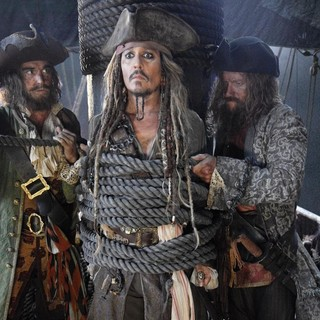 Johnny Depp stars as Captain Jack Sparrow in Walt Disney Pictures' Pirates of the Caribbean: Dead Men Tell No Tales (2017)