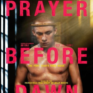 Poster of A24's A Prayer Before Dawn (2018)
