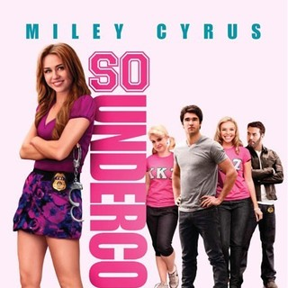 Poster of The Weinstein Company's So Undercover (2012)
