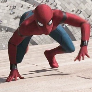 Spider-Man from Sony Pictures' Spider-Man: Homecoming (2017)