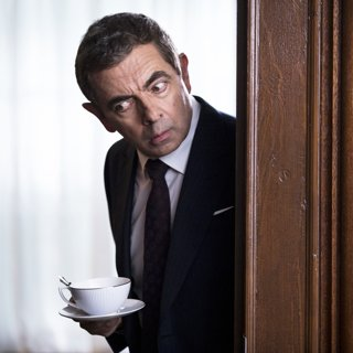 Rowan Atkinson stars as Johnny English Universal Pictures' Johnny English Strikes Again (2018)