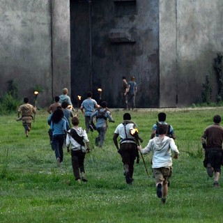 A scene from 20th Century Fox's The Maze Runner (2014)