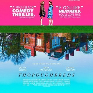 Poster of Focus Features' Thoroughbreds (2018)