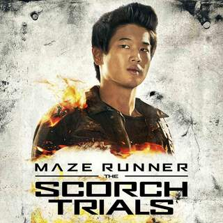 Poster of 20th Century Fox's Maze Runner: The Scorch Trials (2015)