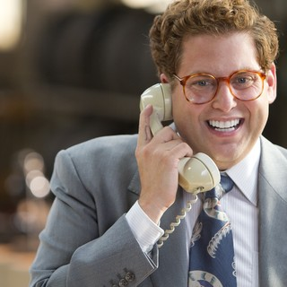 Jonah Hill stars as Donnie Azoff in Paramount Pictures' The Wolf of Wall Street (2013)