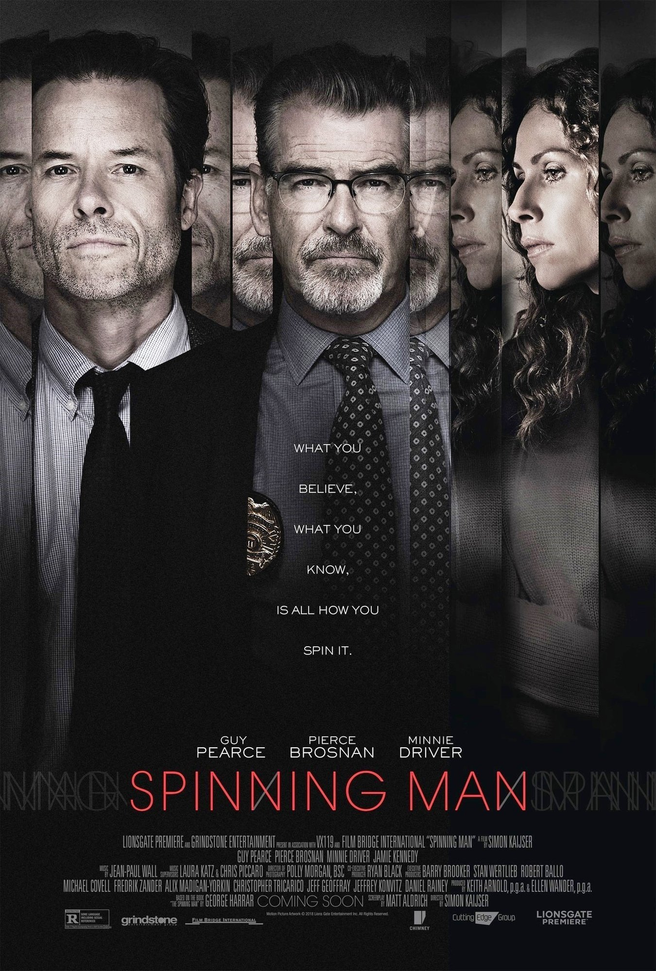 Baixar Spinning Man Legendado Torrent
