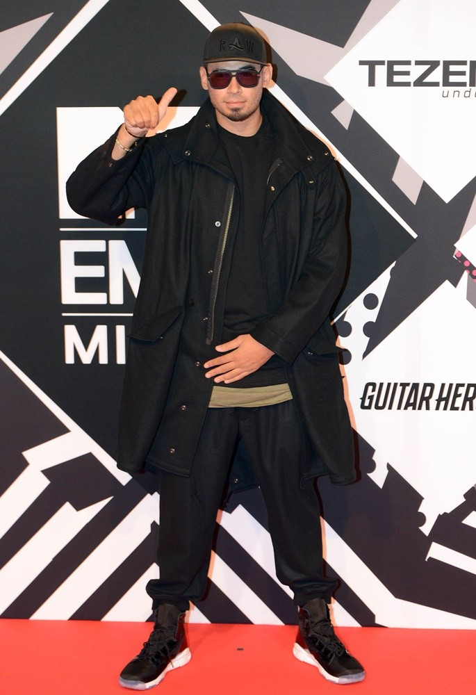 Afrojack<br>The 2015 MTV European Music Awards - Arrivals