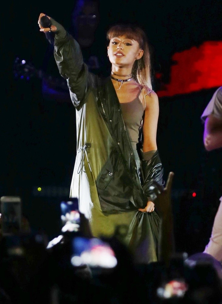 Ariana Grande<br>The 2016 Billboard Hot 100 Festival - Day 1 - Performances