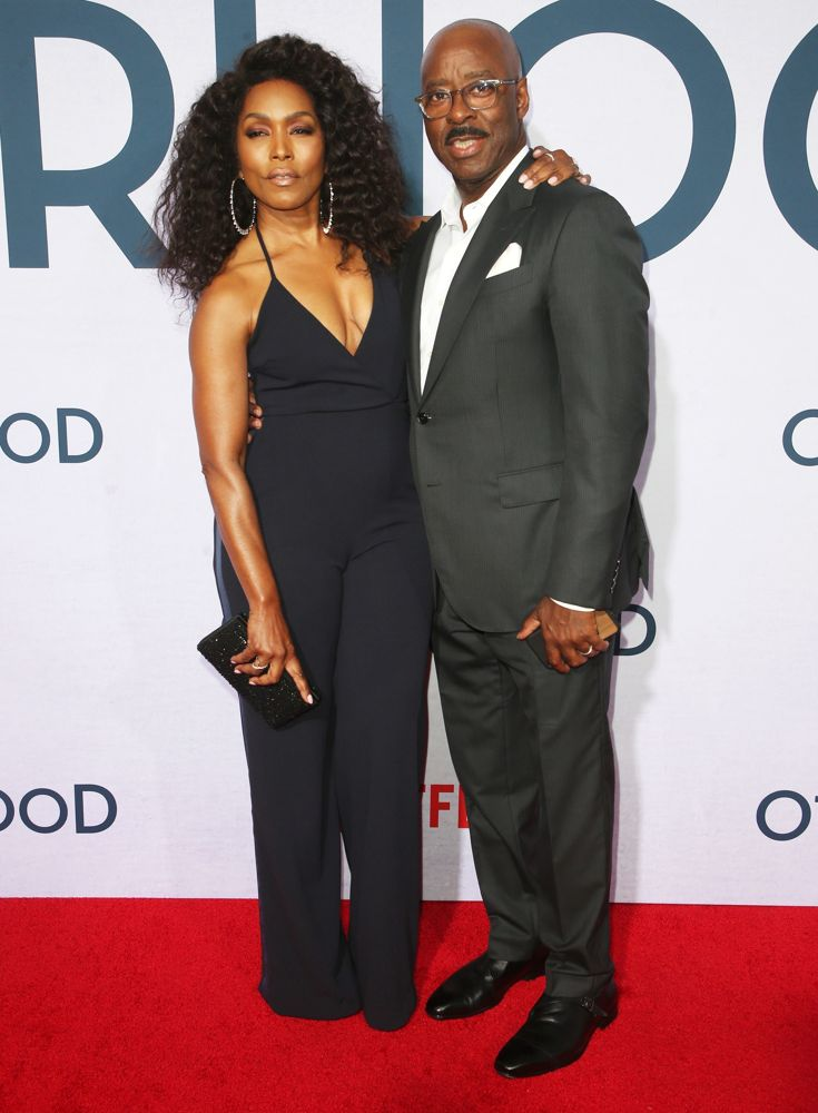 Angela Bassett, Courtney B. Vance<br>Photocall for Netflix's Otherhood