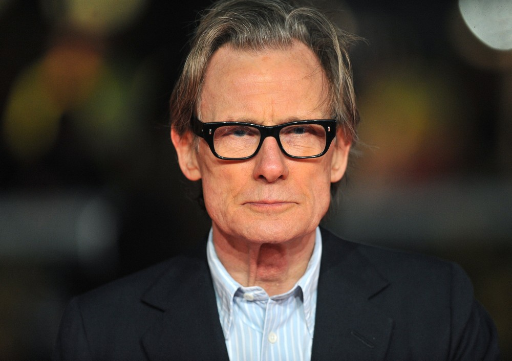 Bill Nighy<br>Jack Reacher UK Film Premiere - Arrivals