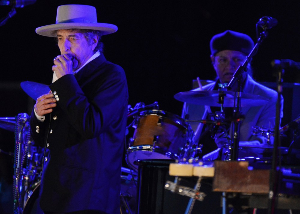 Bob Dylan<br>Bob Dylan Performing live at The Hop Farm Music Festival 2012 - Day 3
