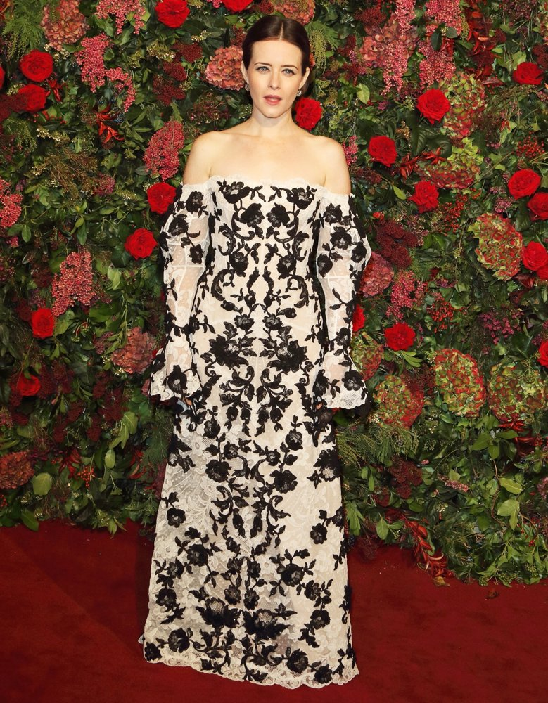 Claire Foy<br>The 64th Evening Standard Theatre Awards - Arrivals