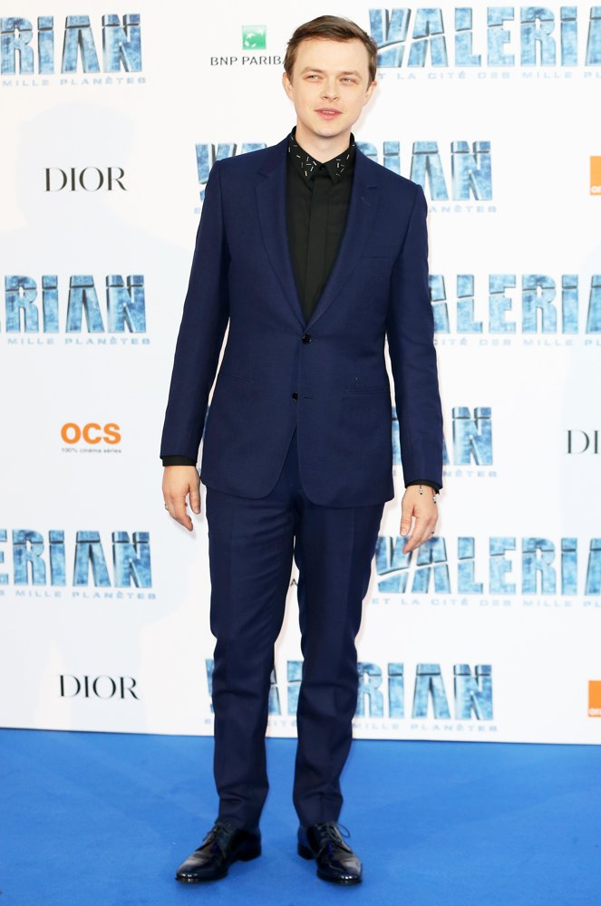 Dane DeHaan<br>Paris Premiere of Valerian and the City of a Thousand Planets - Arrivals