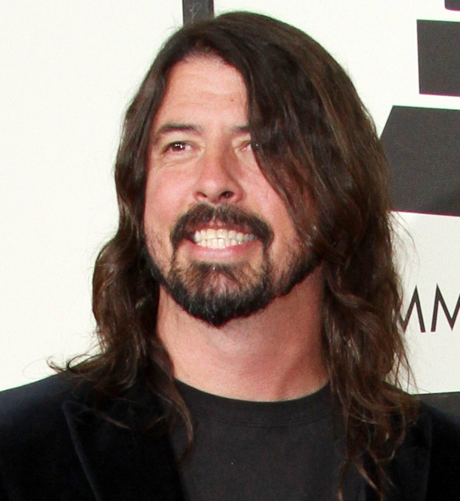 Dave Grohl, Foo Fighters<br>58th Annual GRAMMY Awards - Arrivals