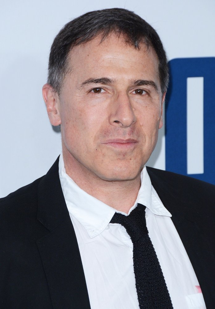 David O. Russell<br>New York Premiere of Joy - Red Carpet Arrivals
