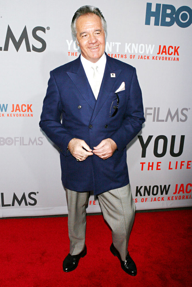 Tony Sirico<br>Premiere of HBO Films' 'You Don't Know Jack'