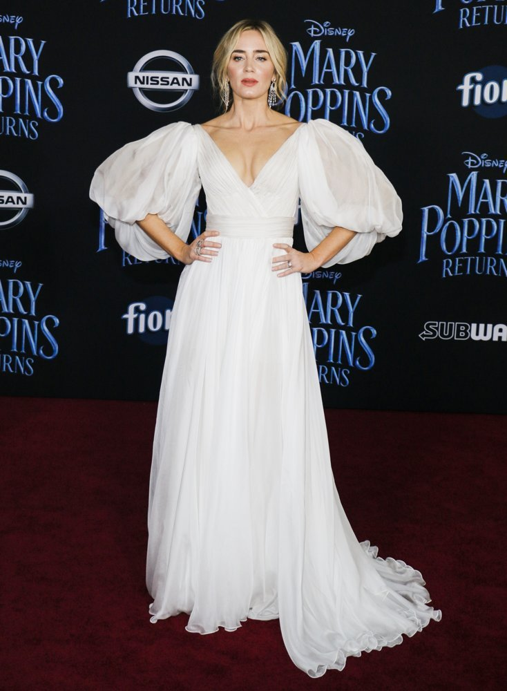 Emily Blunt<br>Mary Poppins Returns Premiere - Arrivals