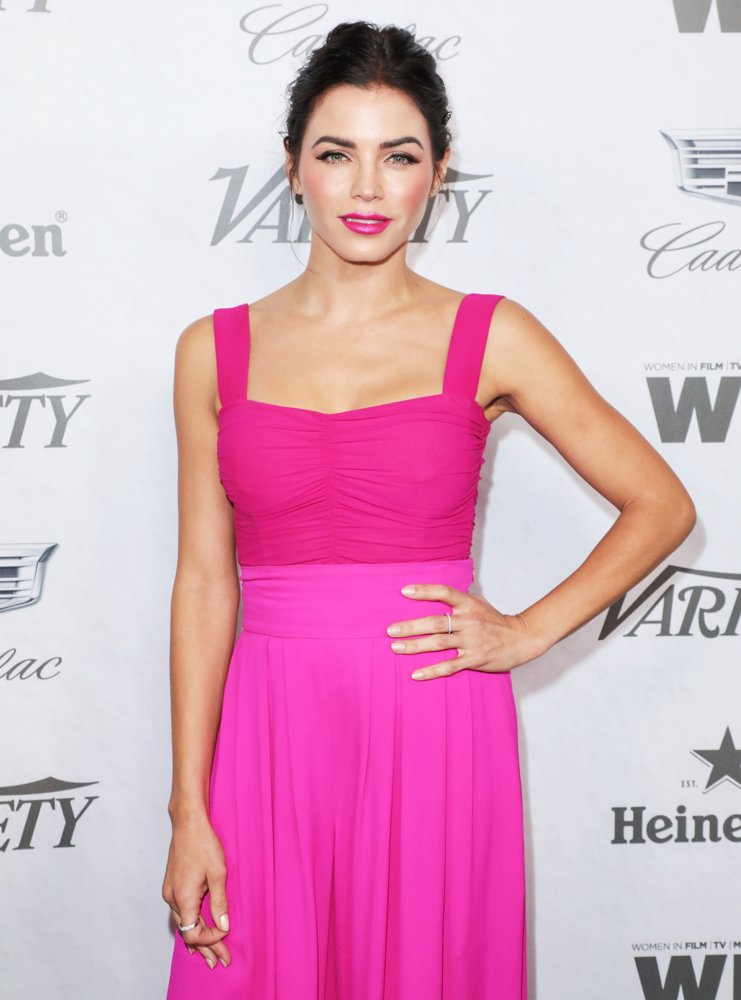 Jenna Dewan<br>Variety and Women in Film's 2018 Pre-Emmy Celebration - Arrivals