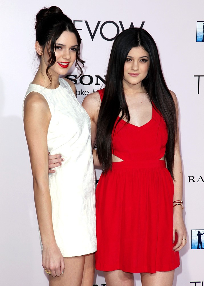 Kendall Jenner, Kylie Jenner<br>The Vow Los Angeles Premiere