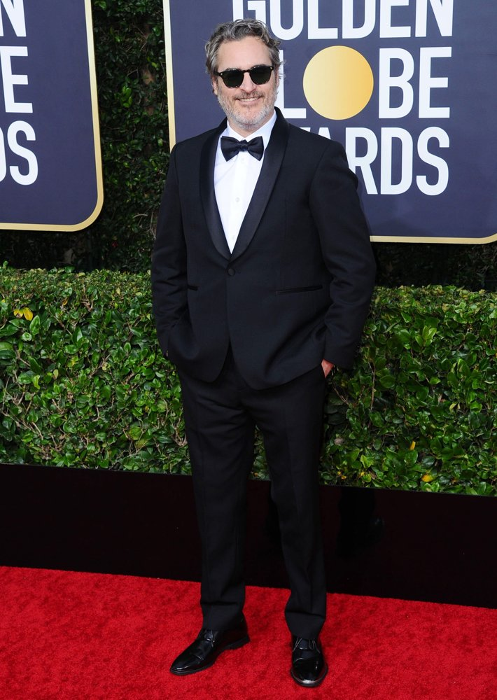 Joaquin Phoenix<br>77th Annual Golden Globes - Arrivals