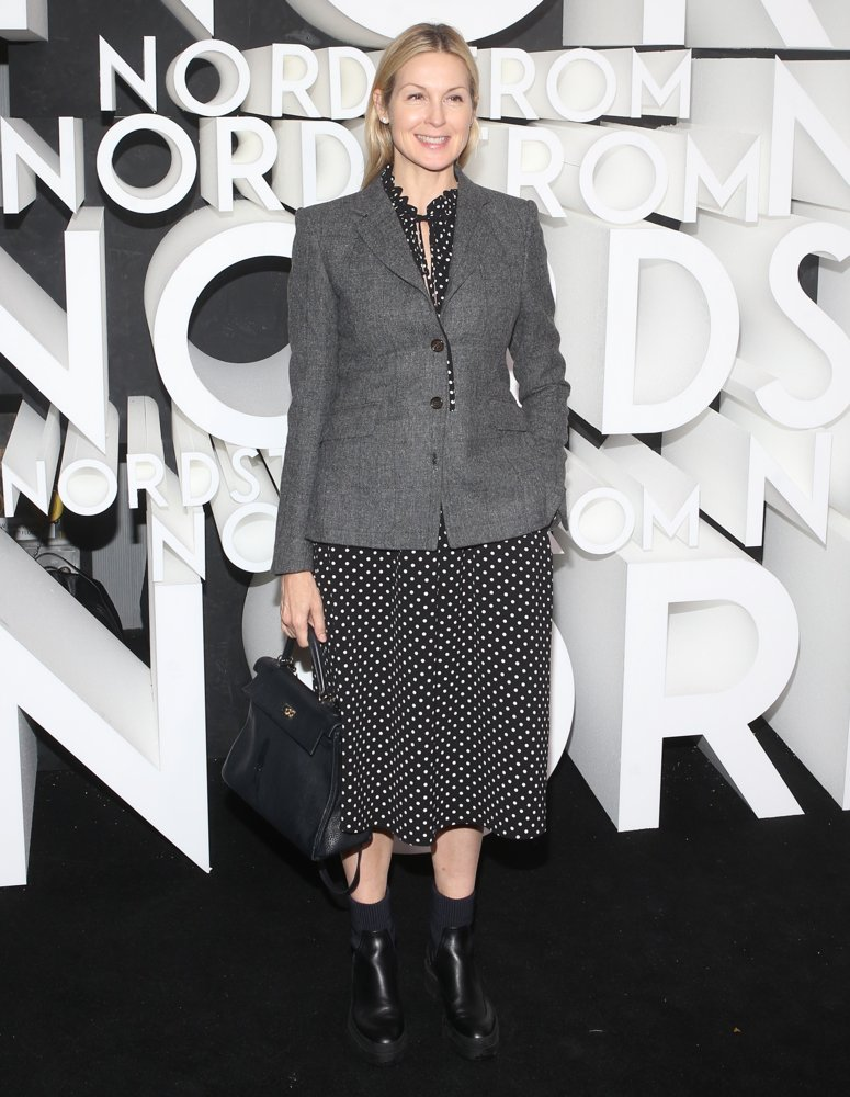 Kelly Rutherford<br>Nordstrom Flagship Opening Party