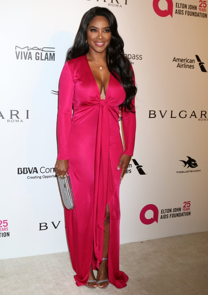 Kenya Moore<br>2018 Elton John AIDS Foundation Oscar Viewing Party