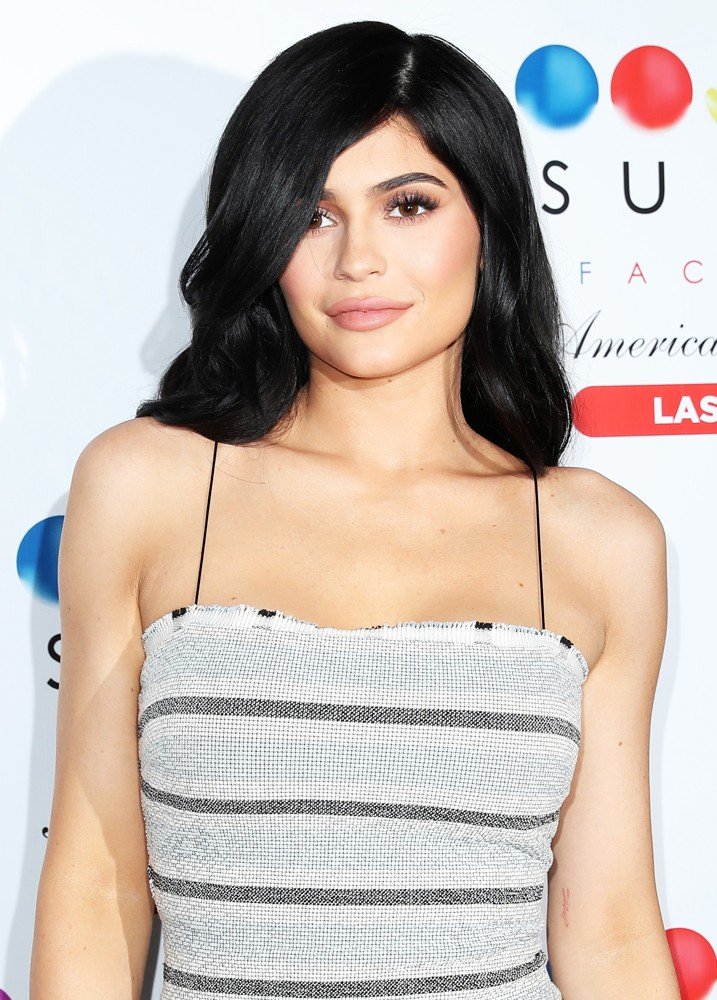 Kylie Jenner<br>The Grand Opening Celebration of Sugar Factory American Brasserie