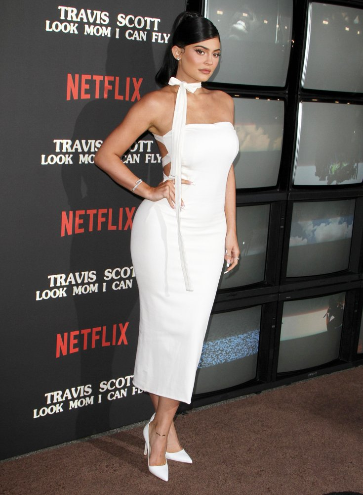 Kylie Jenner<br>The Los Angeles Premiere of Netflix's Travis Scott: Look Mom I Can Fly