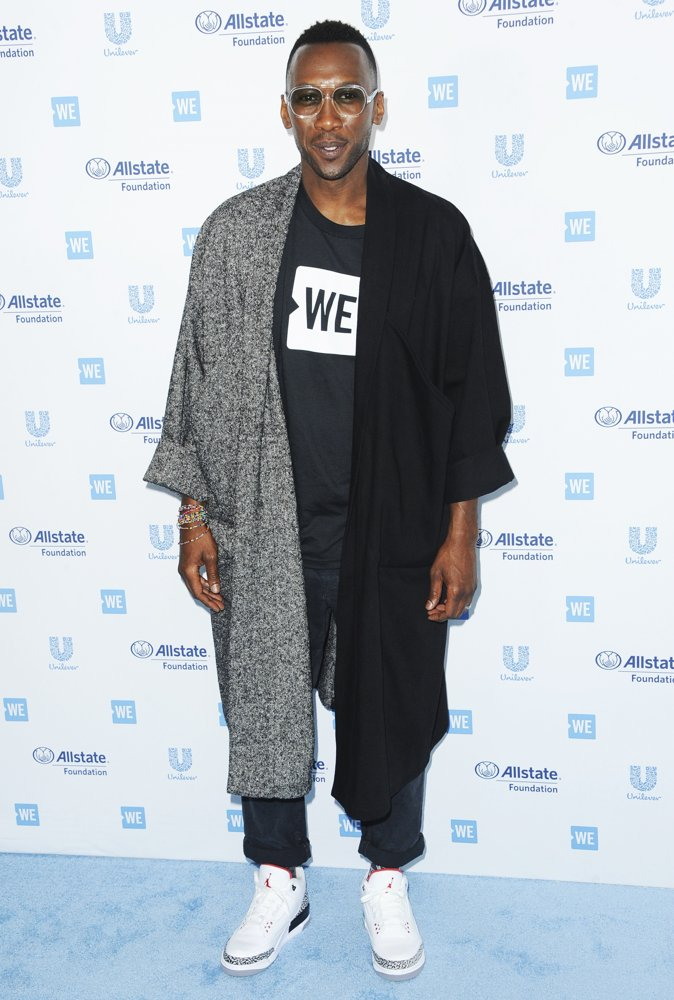 Mahershala Ali<br>We Day California 2019