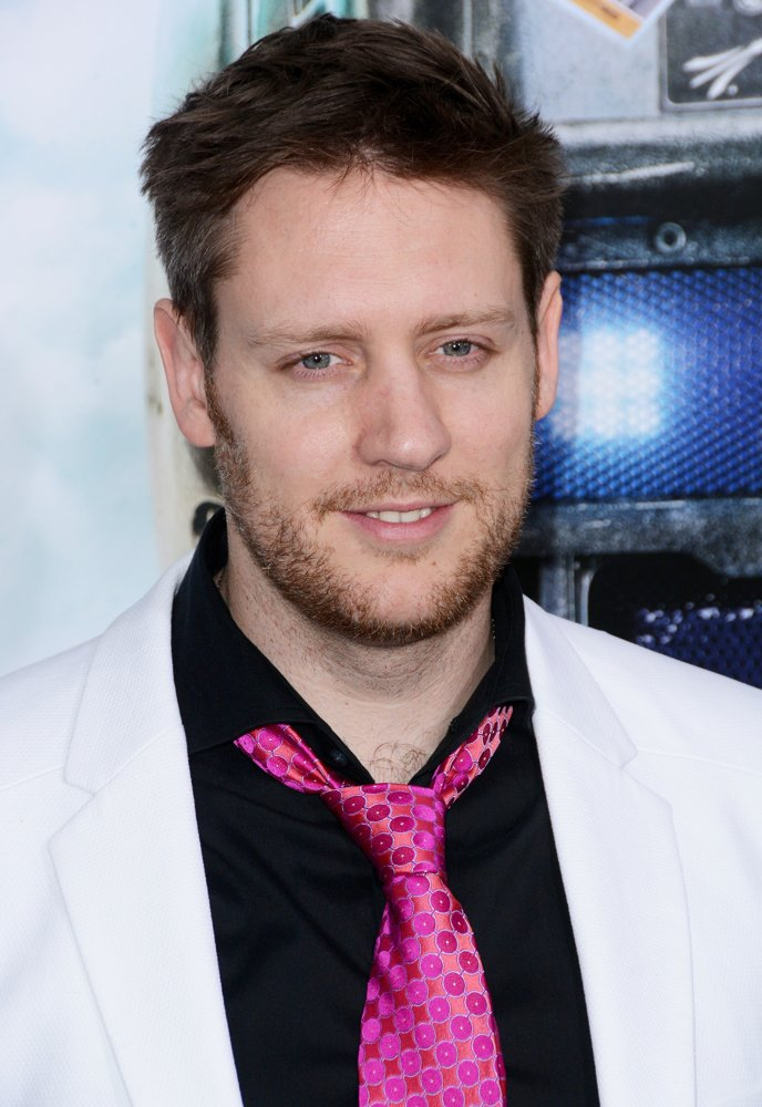 Neill Blomkamp<br>World Premiere of Chappie - Red Carpet Arrivals