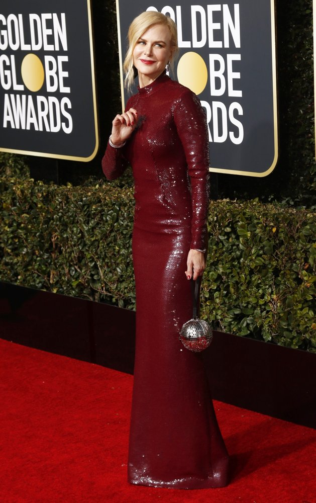 Nicole Kidman<br>76th Golden Globe Awards - Arrivals