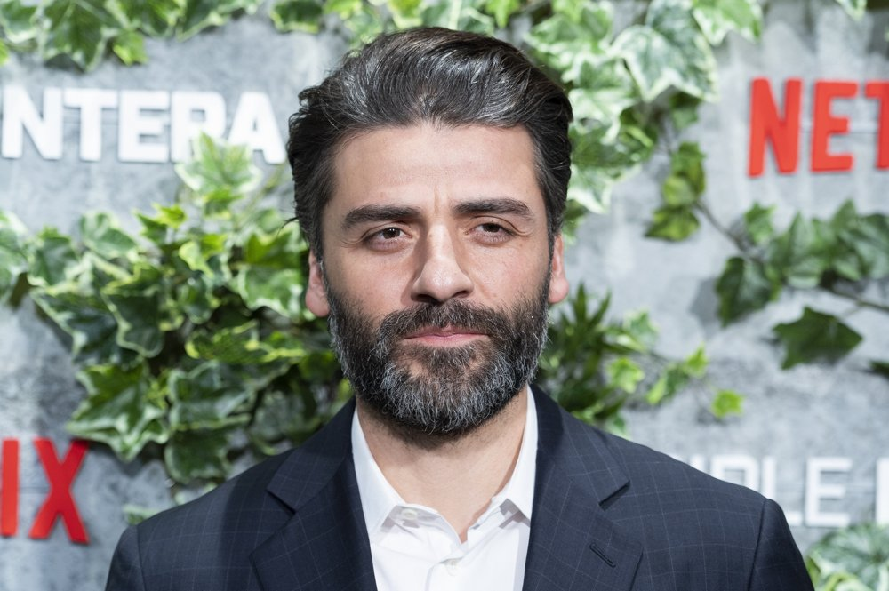 Oscar Isaac<br>Triple Frontier Madrid Premiere