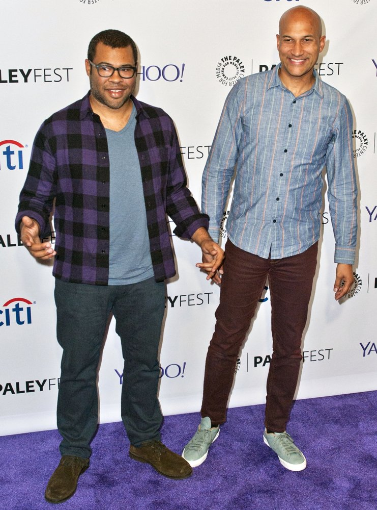 Jordan Peele, Keegan-Michael Key<br>The Paley Center for Media's 32nd Annual PALEYFEST LA - Salute to Comedy Central