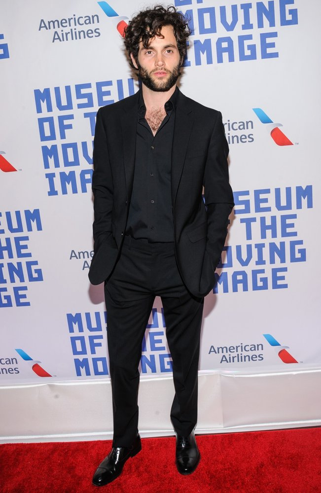 Penn Badgley<br>Museum of The Moving Image 28th Annual Salute Honoring Kevin Spacey