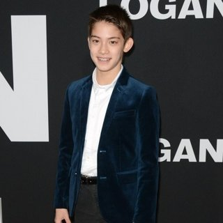 Aidan Kennedy in Logan New York Special Screening - Red Carpet Arrivals