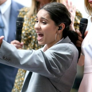Alessia Cara Performs on The Today Show