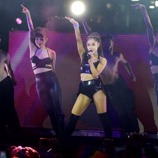 Ariana Grande in The 29th Annual Dance on The Pier 26