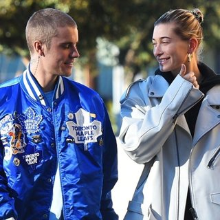 Justin Bieber and Hailey Baldwin Go Out for Breakfast