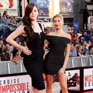 Mission: Impossible Rogue Nation New York Premiere - Red Carpet Arrivals