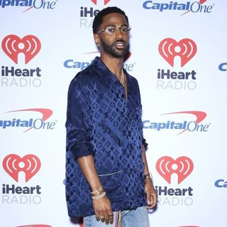 Big Sean in 2017 iHeartRadio Music Festival - Day 2