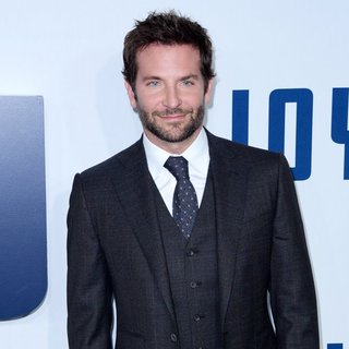 Bradley Cooper in New York Premiere of Joy - Red Carpet Arrivals