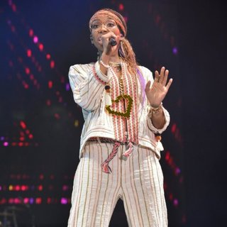 Brandy in 14th Annual Jazz in the Gardens Music Festival - Day 2