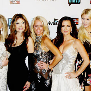 Bravo's 'The Real Housewives of Beverly Hills' Series Premiere Party