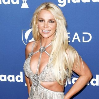 Britney Spears in 29th Annual GLAAD Media Awards - Arrivals