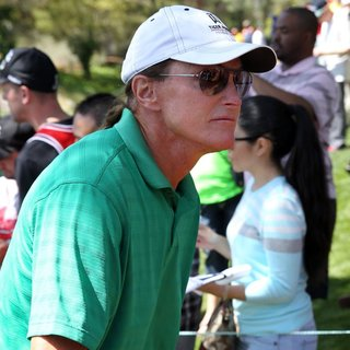 Bruce Jenner in Day 3 of The 13th Annual Michael Jordan Celebrity Invitational