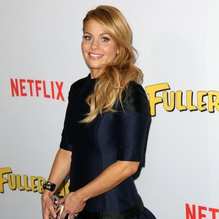 Candace Cameron in Premiere of Netflix's Fuller House