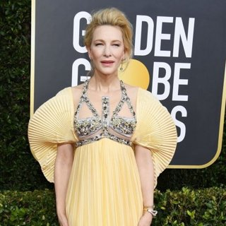 Cate Blanchett in 77th Annual Golden Globes - Arrivals