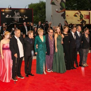 75th Venice International Film Festival - At Eternity's Gate - Premiere