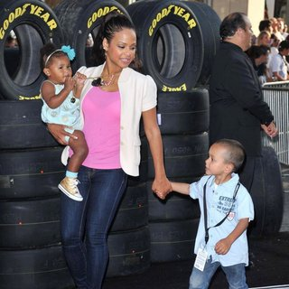 Christina Milian in The Los Angeles Premiere of Cars 2 - Arrivals